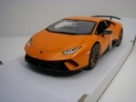 Lamborghini Huracán Performante Orange 1:24 Bburago